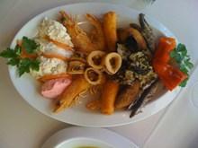 кальмары в греции