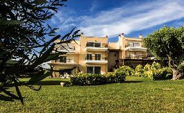роскошные дома в греции